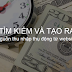 Cách tìm kiếm và tạo ra nguồn thu nhập thụ động từ website cá nhân