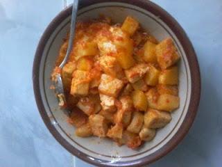 resep sambal goreng tahu kentang