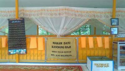 Makam Datu Kandang Haji