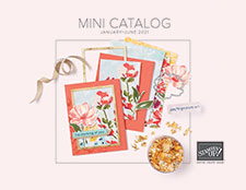 2021 January-June Mini Catalog