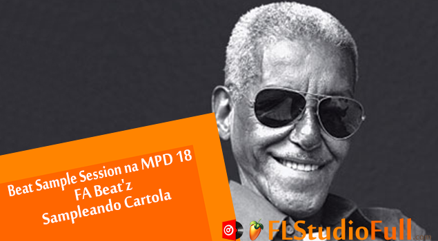 Beat Sample Session na MPD | Sampleando Cartola