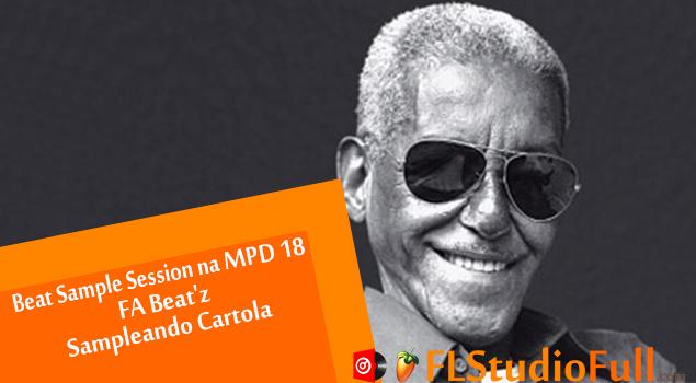 Beat Sample Session na MPD | Sampleando Cartola