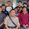 Peras Korban Puluhan Juta, Pelaku Kejahatan Siber Dibekuk Polisi di Lebak