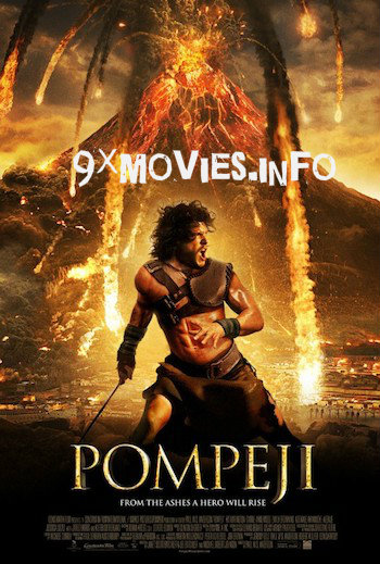 Pompeii 2014 Dual Audio Hindi 720p BluRay 850mb