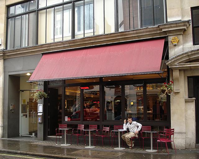 Tapas Restaurant Soho London