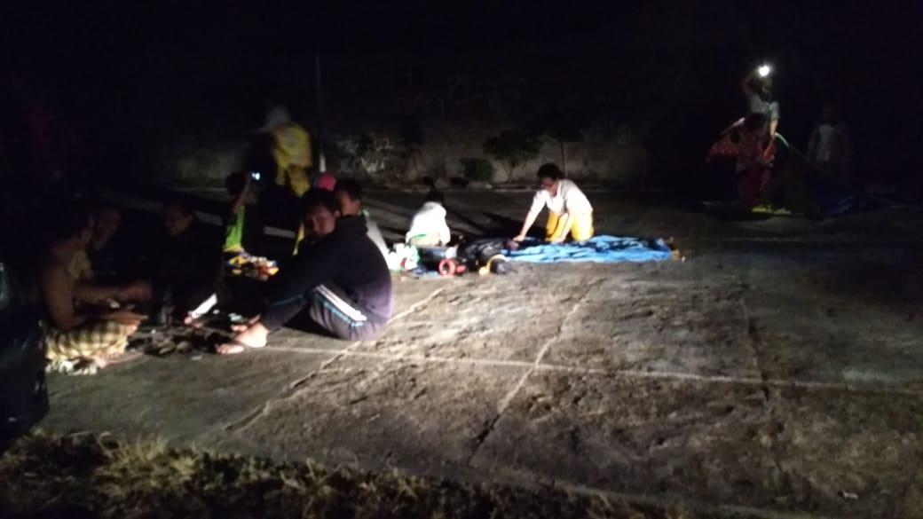 6 Kali Gempa Besar dalam 90 Menit, BMKG Rilis Keterangan Mengejutkan