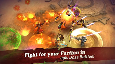 Download Clash for Dawn MOD APK High Damage Plus
