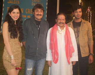 Anup Jalota to play double role