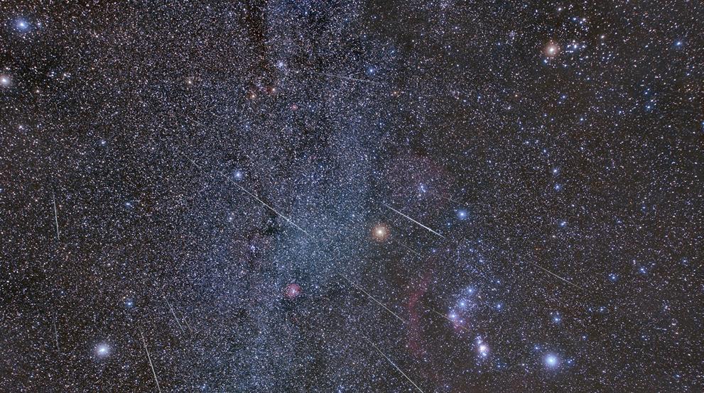 Gemínidas, cómo ver hoy 13 de Diciembre  una de las mejores lluvias de estrellas del año