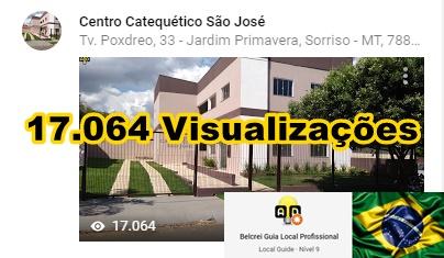 Centro Catequético São José - Sorriso - MT