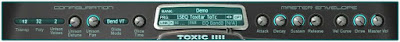 Cara setting controller oscillators pada toxic biohazard di FL studio
