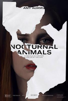 ANIMALES NOCTURNOS (NOCTURNAL ANIMALS) de Tom Ford - poster