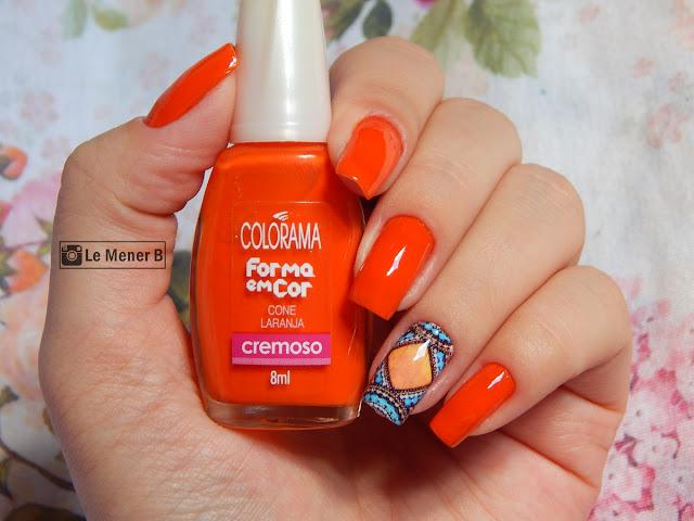 orange-nail-art