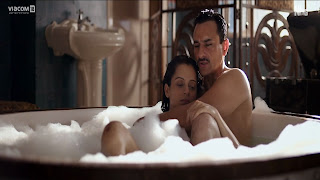 Saif Ali Khan And Kanagana Ranaut Hot Scene In Movie Rangoon