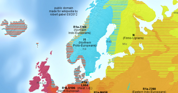 Chromosome Groups Sardinian People: [genetics] Y-dna Haplogroups