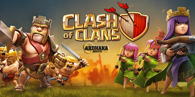Clash Of Clans v 7.65.5 MOD APK (Unlimited Elixer/Gold/Gems)