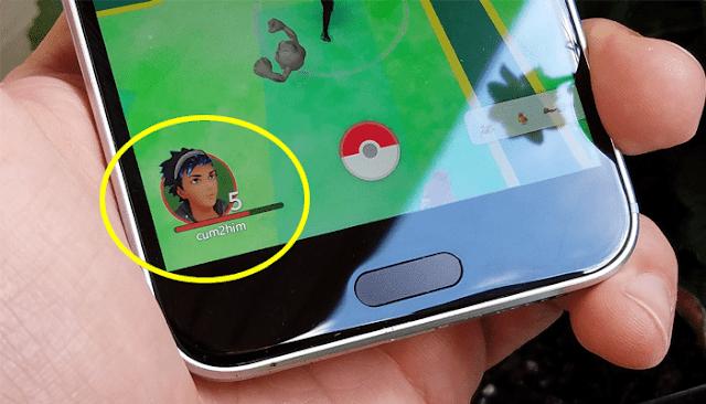 Cara Ganti Nama (Nickname) Akun Pokemon Go