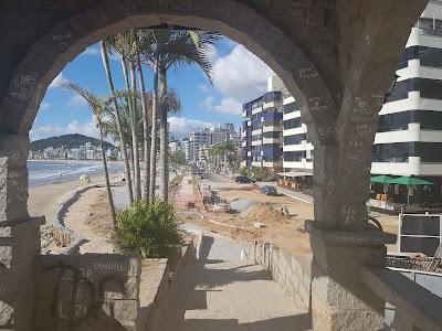 Pontos turísticos de Itapema