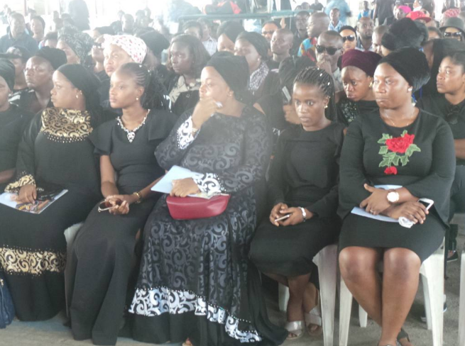 Image result for Moji Olaiya's Memorial Tribute At LTV Ikeja