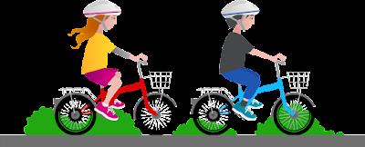4 Cara Mengajari Anak Mengayuh Sepeda Anak Supaya Lekas Mahir