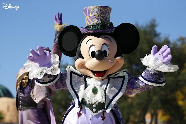 Reimagined Disney's Halloween Festival Disneyland Paris