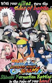 game naruto di android