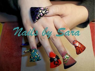 Fashion Nail Art Designs Design High Nails Japanese How To