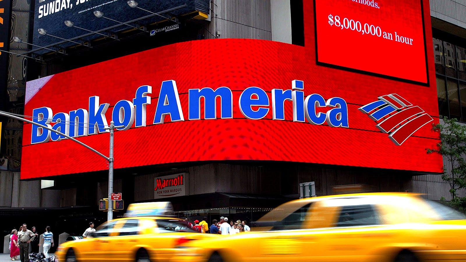 bank of america money market account
