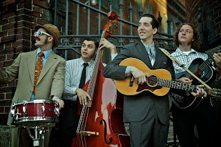 The Bluegrass Ireland Blog Pokey Lafarge The South City Three In Dublin 3 July 2011