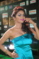 Beautiful Pooja Shri in a Neon Blue Halter Top    Exclusive 008.JPG