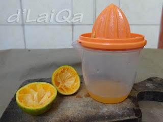 peras jeruk