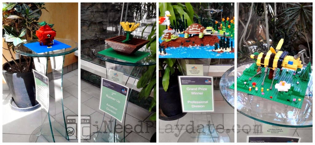 @CBGarden + LEGOS: Best of show