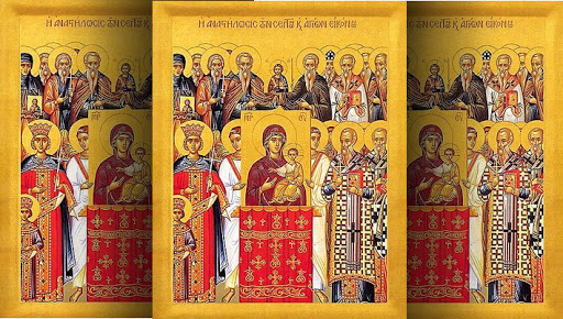 The Sunday of Orthodoxy