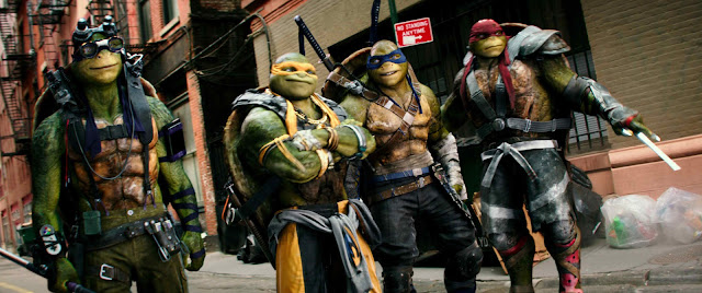 A Handful of #TMNT2 Posters Goes 'Out of the Shadows'