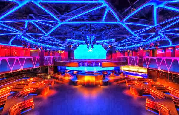 Hakkasan Balada Nightclub Las Vegas