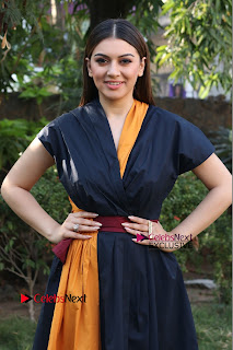 Actress Hansika Motwani Latest Pos at Bogan Movie Press Meet  0055.jpg