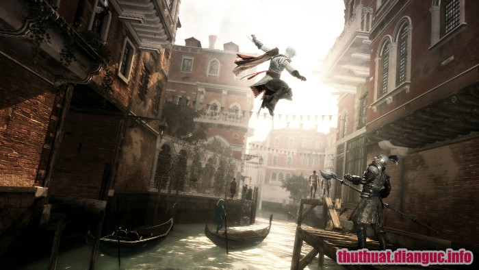 Game Assassin's Creed 2 full crack