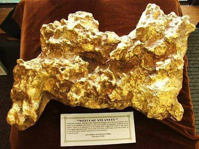 How Do Gold Nuggets Form?