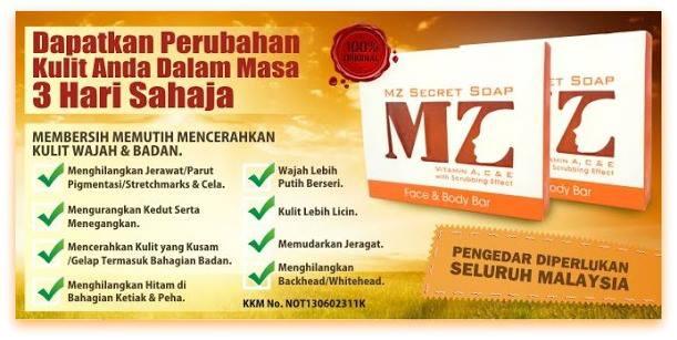Simply Addorable Mz Secret Soap