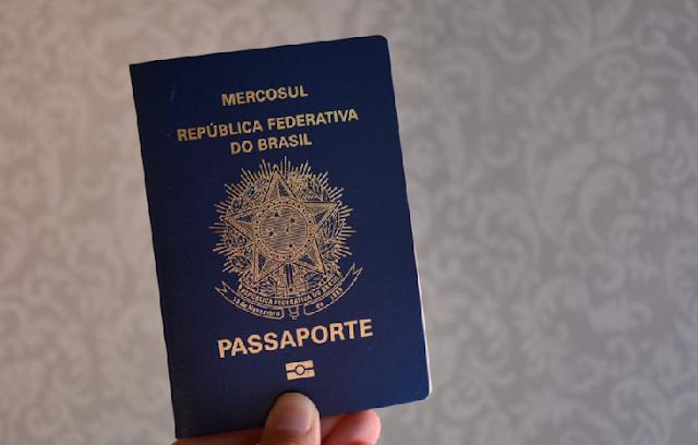 Mudanças do passaporte brasileiro