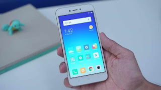 Cara Terbaru Hard Reset Xiaomi Redmi 5A