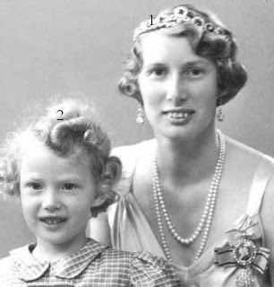 Princess Caroline-Mathilde of Denmark-Princess Elisabeth of Denmark