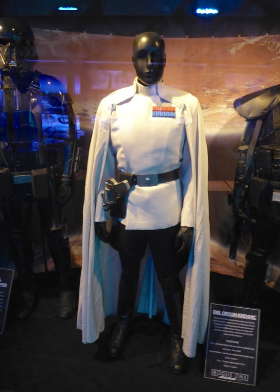 Director Orson Krennic Rogue One film costume