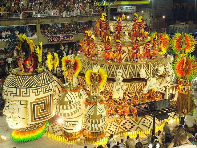 Carnival - Rio deJaneiro, Brazil