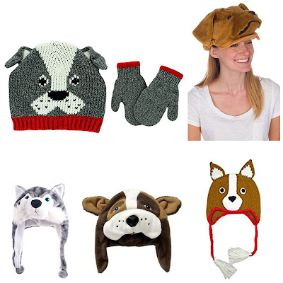 Cute dog hats for kids