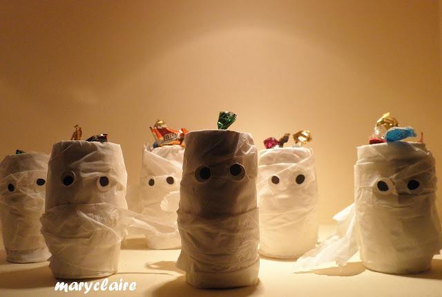 Mummie porta caramelle