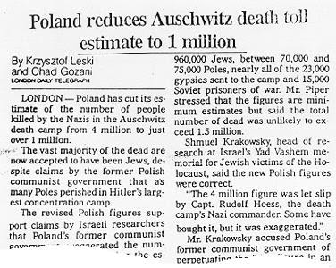 Image result for auschwitz 1 million plaque