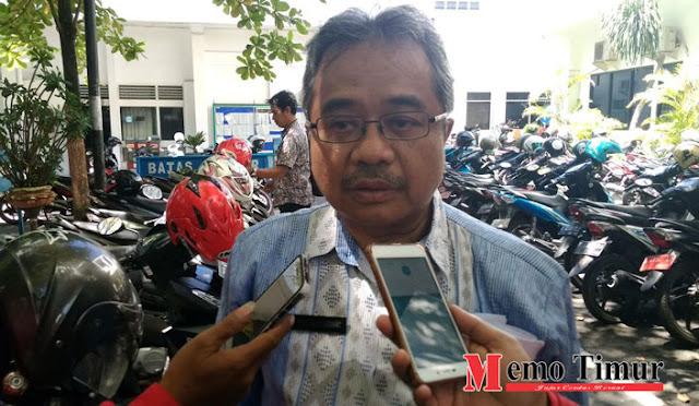 Kepala Dispencukcapil Ahmad Taufik Hidayat, SH., M.Hum