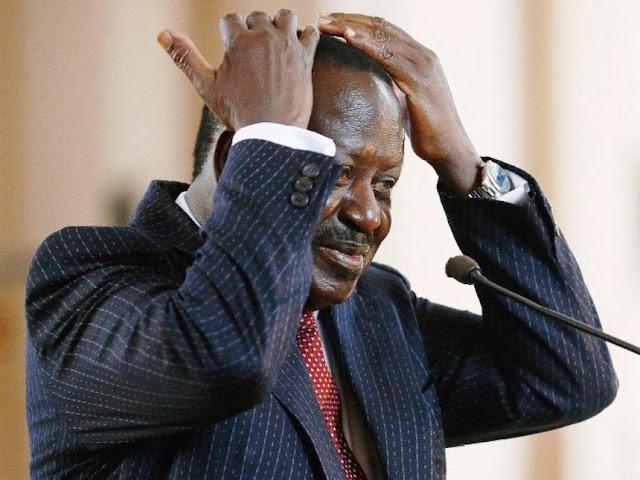 'Stop Acting Like A Moron'. Miguna Begs Raila