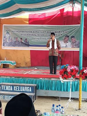 Desa Benuang Peringati Tahun Baru Islam Dengan Sedekah Dusun